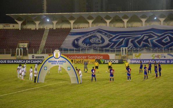 Governo e Confiança alinham ações para jogos do Campeonato Brasileiro