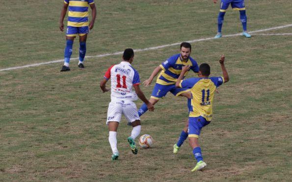 Campeonato Sergipano: Itabaiana vence o Freipaulistano por 2 a 0
