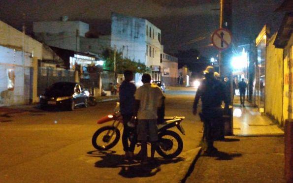 Condutor embriagado é preso após se envolver em acidente em Aracaju