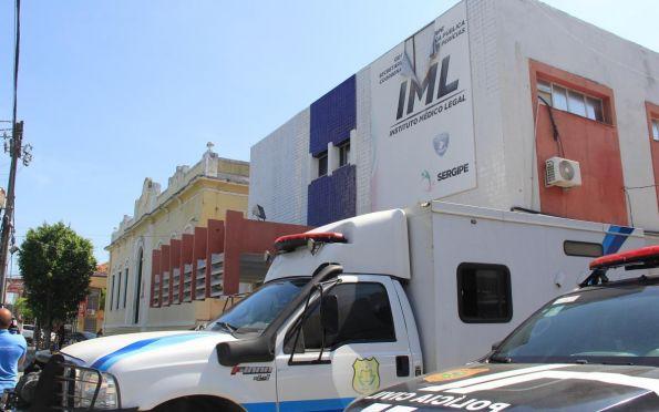 IML registra dois homicídios nas últimas 24h em Sergipe