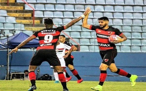 Confiança anuncia contratação do atacante Bruno Paraíba, ex-Oeste (SP)