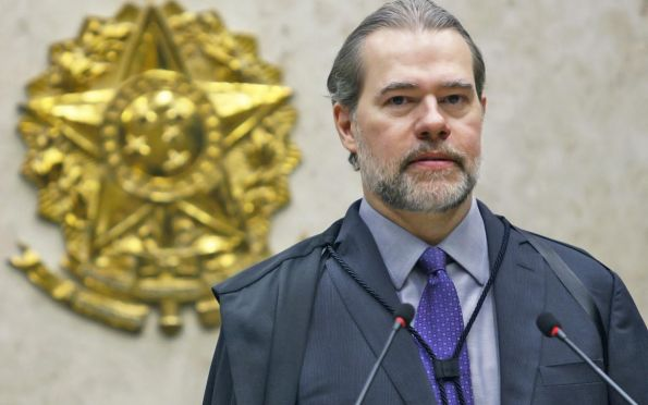 Presidente do Supremo Tribunal Federal é internado em Brasília