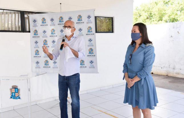 Saúde começa testagem em massa da Covid-19 nos bairros de Aracaju