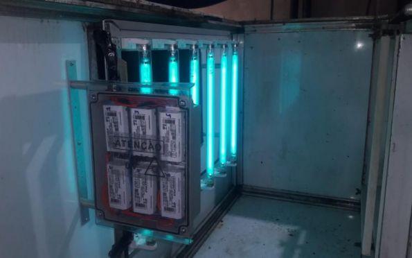 UFS cria equipamento de desinfecção para ar-condicionado