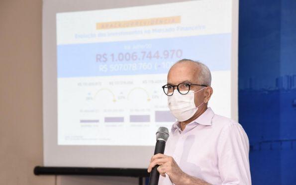 Prefeitura de Aracaju alcança R$ 1 bilhão em um dos fundos previdenciários
