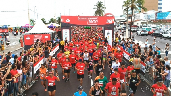 TF Sports confirma 1ª maratona do circuito Santander Track&field Run Series em Aracaju em 2020