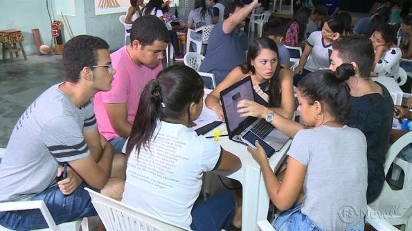 Start: jovens sergipanos fazem imersão em técnicas de empreendedorismo