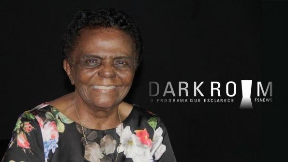 Dark Room recebe a cordelista Alda Cruz