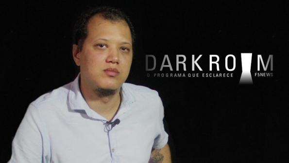 Dark Room recebe o jornalista Rian Santos