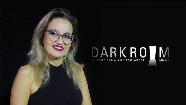 Dark Room recebe Luciana Galvão