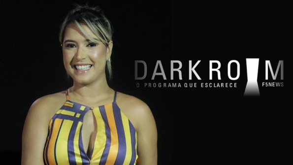 Dark Room recebe Jaquelline Cruz