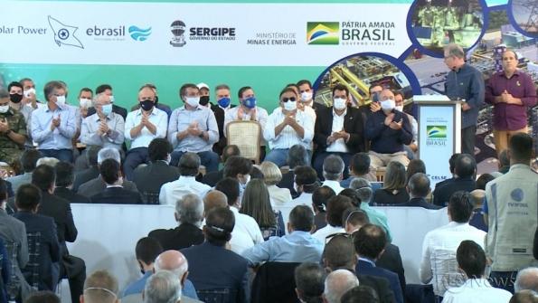 Autoridades políticas comentam potencial avanço de Sergipe pelo mercado do gás