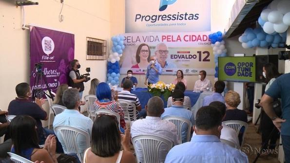 Progressistas apresenta 36 pré-candidatos ao Legislativo em Aracaju