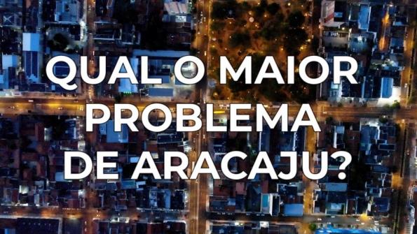 Candidatos respondem qual o principal problema de Aracaju