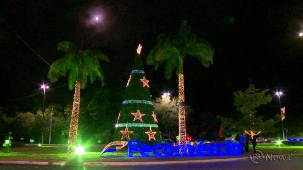 Fecomércio e PMA lançam edição 2020 do Natal Iluminado