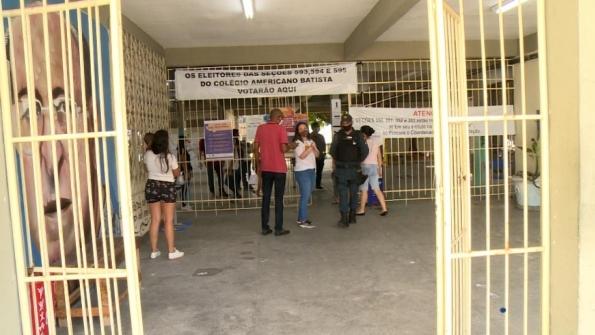 Eleitores sergipanos elegem prefeitos e vereadores