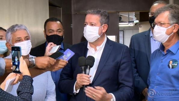 Em Sergipe, Arthur Lira defende atuação harmônica e democrática da Câmara