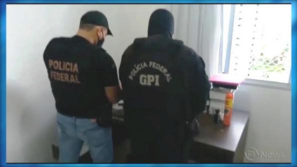 Operação Minus: três investigados por lavagem de dinheiro são presos