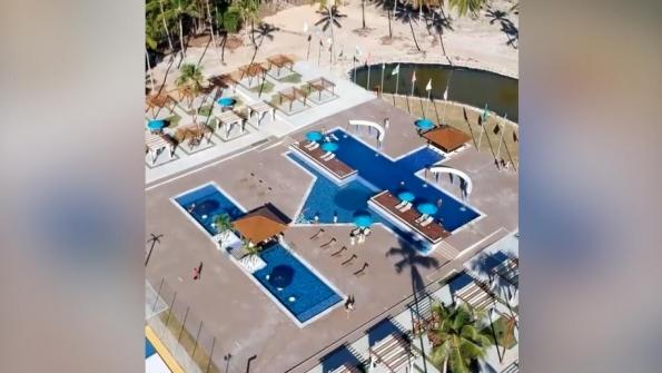Ilha Mem de Sá recebe investimentos na infraestrutura turística
