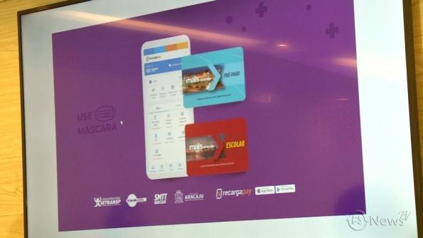 Passagem de ônibus passa a ser vendida por aplicativo na Grande Aracaju