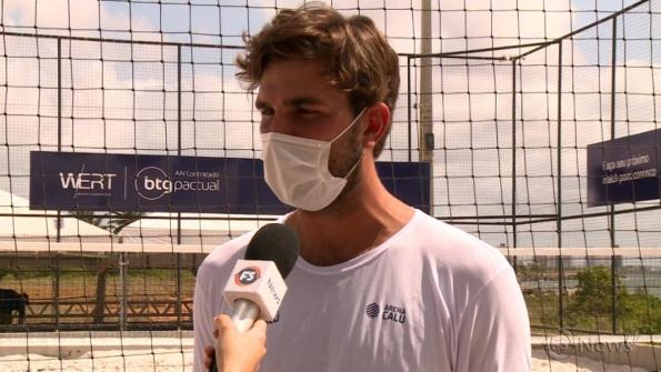 Aracaju recebe 1º Open Wert de Beach Tênis